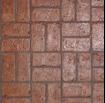 brick stamped concrete